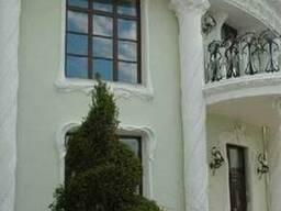 Декорирование фасадов от компании АртИдея Симферополь, Крым