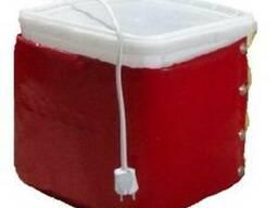 Декристаллизатор, роспуск меда в куботейнерах 23 л.