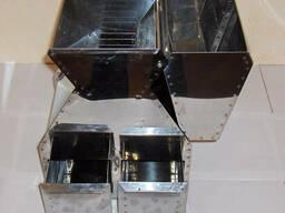 Делитель проб зерна ДПЗ-3 нержавейка по ISO