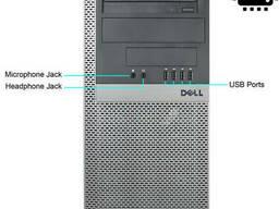 DELL optiplex 980 TOWER на Intel Core i3-550