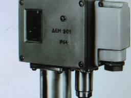 ДЕМ301 датчик-реле давления сдвоенный ДЕМ-301