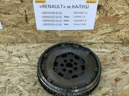 Демферний маховик Renault Laguna 3 1.5 dci 07-15р. (двухмассовый, сцепления Рено Лагуна. ..