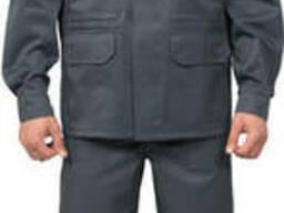 Куртка 'Специалист', цвет серый