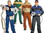 Демисезонная спецодежда мужская, женская, рабочая одежда - фото 1