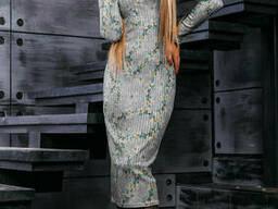 Демисезонное женское платье 42-48 , доставка по Украине