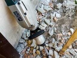 Демонтаж бетона и ветхих строений