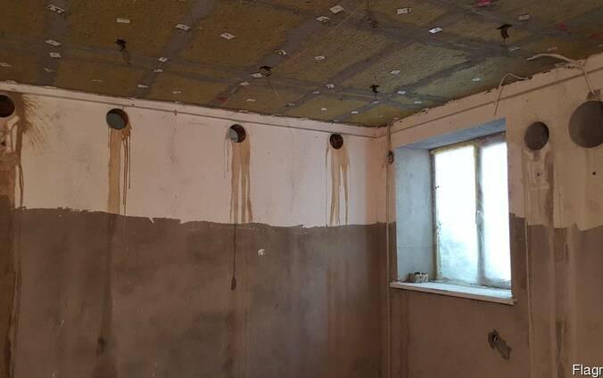 Демонтаж алмазная резка сверление отверстий проёмов бетона в