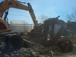 Демонтаж, демонтажные работы любой сложности