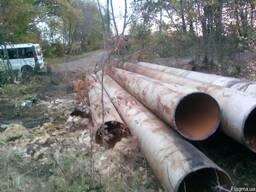 Демонтаж металлоконструкций ,трубопроводов ,кабельных линий.