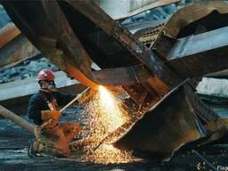 (Бригада) Демонтаж металлоконструкций, техники ( Киев)