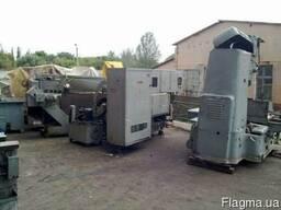 Демонтаж-монтаж фрезерного оборудования, станков.