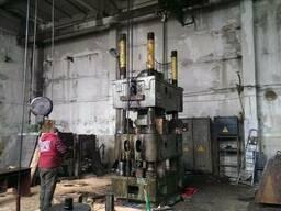 Демонтаж- монтаж кузнечно прессового оборудования, станков