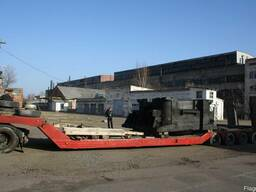 Перевозка станков, промышленного,технологического оборудован