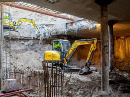 Демонтаж Підземної Частини Будівлі