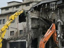 Демонтаж старых домов Васильков
