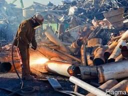Демонтаж, вывоз, утилизация металлолома Одесса - фото 4