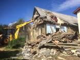 Демонтаж зданий - фото 4