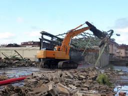Демонтаж зданий, домов и сооружений