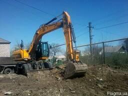 Демонтаж зданий, снос домов, расчистка участка от строений