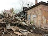 Демонтаж зданий сооружений - фото 1
