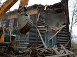 Демонтаж зданий, стен вывоз мусора, Березань - photo 1