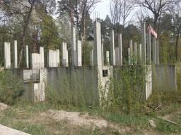 Демонтаж бетонных конструкций Киев. Снос домов.