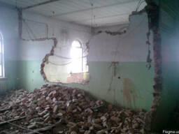 Демонтажные работы. Демонтаж Одесса. Вывоз мусора. Грузчики
