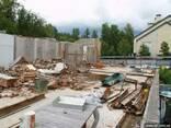 Демонтажные работы, разборка зданий - фото 1