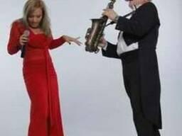 День 8 марта:саксофонист 3-х амплуа:музыкант, ведущий, Dj