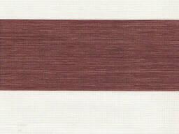 Рулонні шториДень-ніч міні Олімпос зебра бордовий 2092