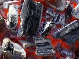 Дерев'яний уголь сосна