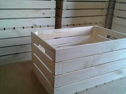 Дерев'яні ящики для декору