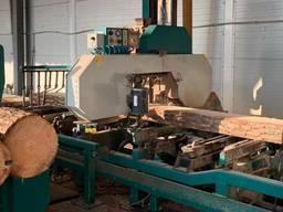 Деревообробний цех з сушильною камерою (готовий бізнес)