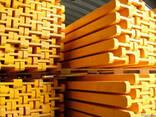 Деревянная двутавровая балка для опалубки - фото 1