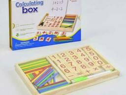 Деревянная игра Математика SKL11-182116