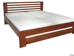 """Деревянная кровать """"Классика"""""""