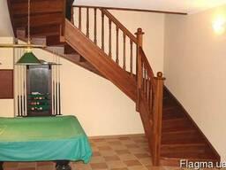 Лестница под заказ Бук