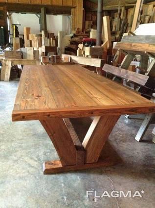 Деревянная мебель для кафе, ресторанов Днепропетровск