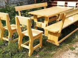 Деревянная мебель в Киеве. Доставка мебели в Киев 500 грн.