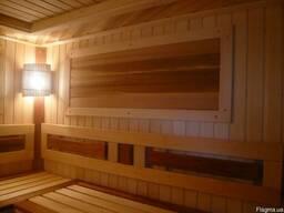 Деревянная сауна по Вашему проекту