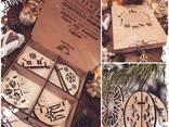 Деревянная упаковка - фото 1