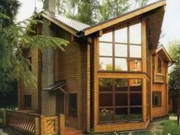 Деревянное домостроение, срубы