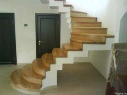 Деревянную Лестницы на заказ