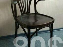 "Деревянный стул для кафе "" Ирландский Арм"""