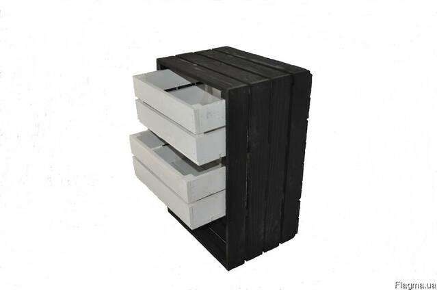 Деревянный ящики
