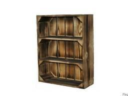 Деревянный ящики - фото 3