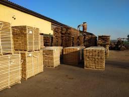 Деревянные балки, брус, рейка