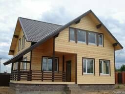 Дом каркасный 50 кв метров 12 000 $