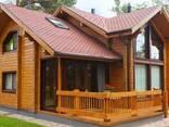 Деревянные бани, сауны, дома. Строительство под ключ. - фото 2