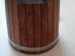 Деревянные бочки для засола